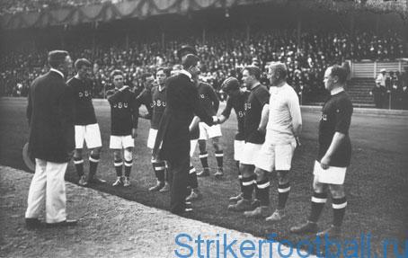 Олимпиада в Стокгольме 1912 г.