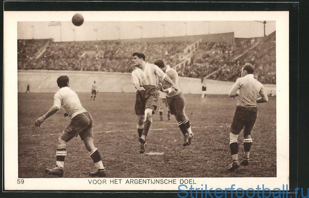 футбол олимпиада 1928