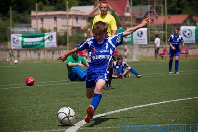 Будущее футбола