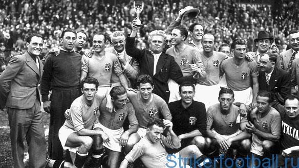 олимпиада 1936 футбол Италия Витторио Поццо
