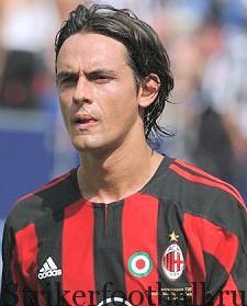 """ИНДЗАГИ, ФИЛИППО - """"Филиппо"""" (Filippo «Pippo» Inzaghi)"""