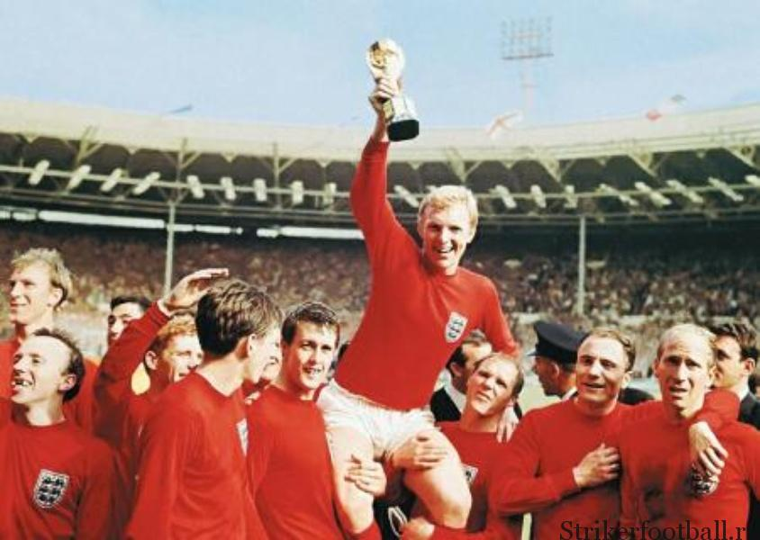 Чемпионат мира по футболу 1966г., Англия (окончание)