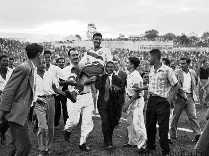 Чемпионат мира по футболу 1950г.