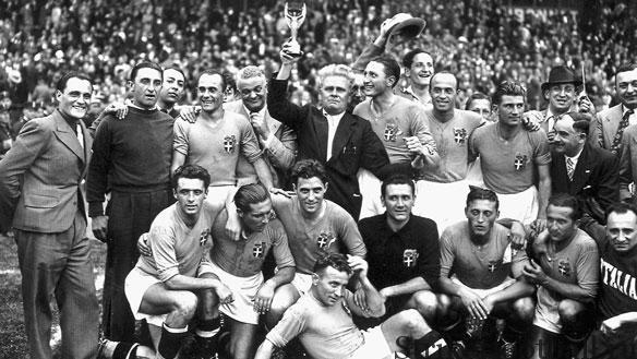 Чемпионат мира по футболу 1934 г., Италия (продолжение)