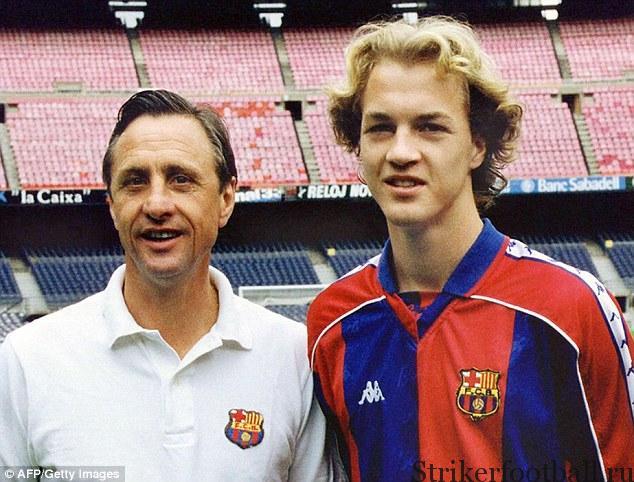 Решение Кройфа назвать своего сына Хорди укрепило его позиции в качестве легенды «Барселоны». Хорди представлял Каталонию на международном уровне.
