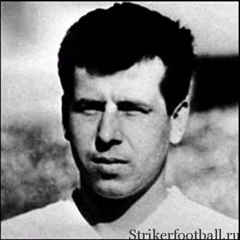 Йозеф Масопуст из Чехословакии. В тот год, когда со своей сборной он достиг финала Кубке мира, его назвали лучшим футболистом года