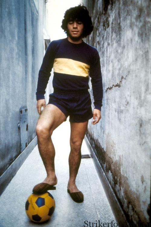 Выдающееся мастерство Марадоны оттачивалось с юных лет. Те, кто видел его в те годы, понимали, что перед ними колоссальный талант.