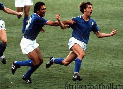 В такое же эйфористическое состояние, как и Тарделли, впал защитник Фабио Гроссо, забивший решающий пенальти в мачте против сборной ФРГ на Кубке мира-2006.