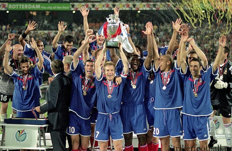 Чемпионат Европы по футболу 2000г., Бельгия, Голландия