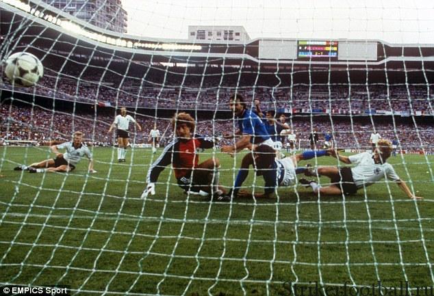 Паоло Росси своими голами заслужил себе полную реабилитацию
