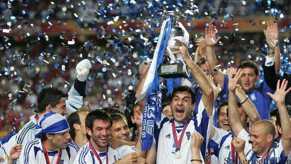 Чемпионат Европы по футболу 2004г., Португалия (продолжение)