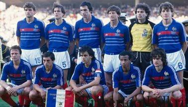 Чемпионат Европы по футболу 1984 г. , Франция