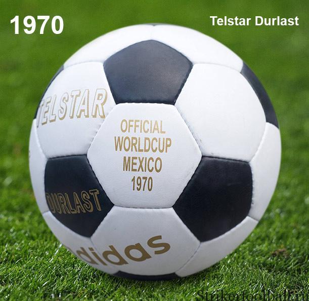 новый мяч «Телстар». Все панели мяча хорошо видны.