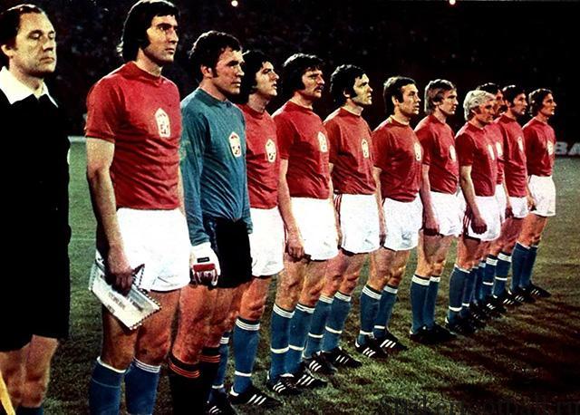 Чемпионат Европы по футболу 1976 г. , Югославия